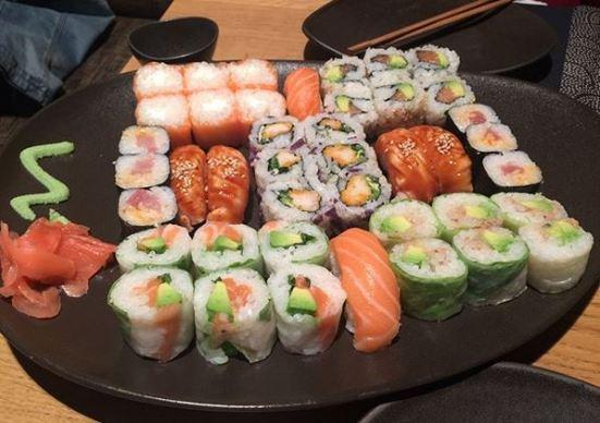 Sushi Shop 1
