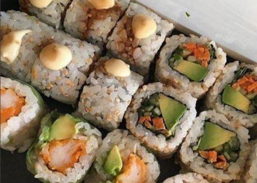 Sushi Shop 5